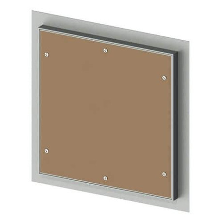 Elmdor 16 x 16 Recess Dry Wall Aluminum Access Door