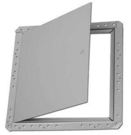 Milcor .8 x .8 - Standard Flush Door for Wall or Ceiling Installation