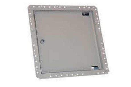 Milcor 12 x 12 - Recessed Door for Concealed Installation
