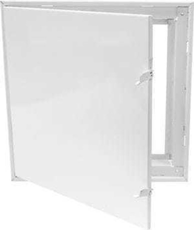 Milcor 10 x 10 - Economical Flush Door
