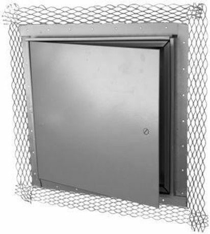 Milcor 12 x 12 - Metal Standard Flush Door