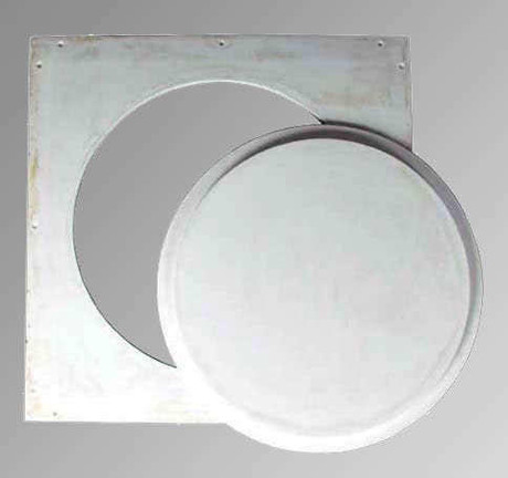 Windlock 12 Circular Gypsum Access Panel - Windlock