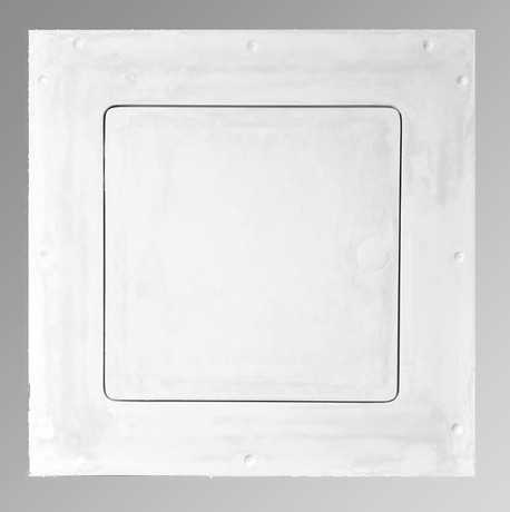 WindlockAccess_Doors_And_Panels .9 x .9 Hinged Gypsum Access Panel for Ceiling or Wall - Windlock