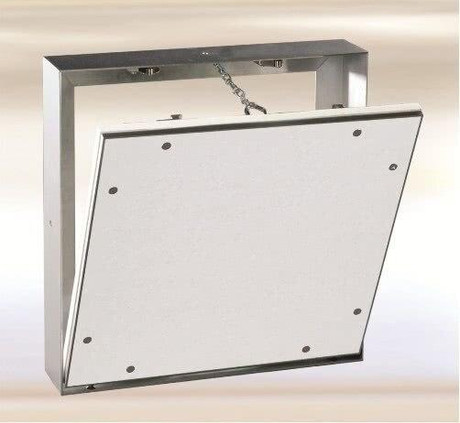 FF Systems .8 x .8 Drywall Inlay Access Panel for Masonry applications