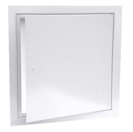 JL Industries .8 x .8 TM - Multi-Purpose Access Panel with 1 Trim for Walls and Ceilings - JL Industries