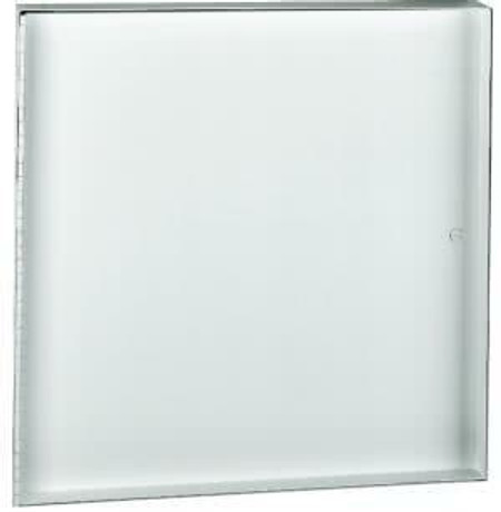 JL Industries 12 x 12 CT - Concealed Frame Access Panel with Recessed Door for Acoustical Tile or Wallboard Insert - JL Industries