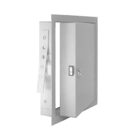JL Industries 10 x 10 FD - 3 Hour Fire-Rated Insulated, Flush Access Panels for Ceilings