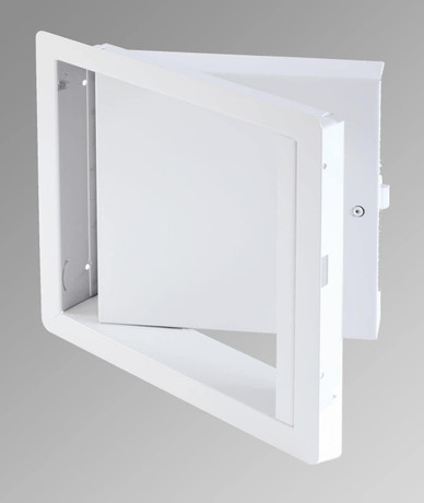 Cendrex 22 x 30 Fire Rated Insulated Upward Opening Ceiling Door - Cendrex