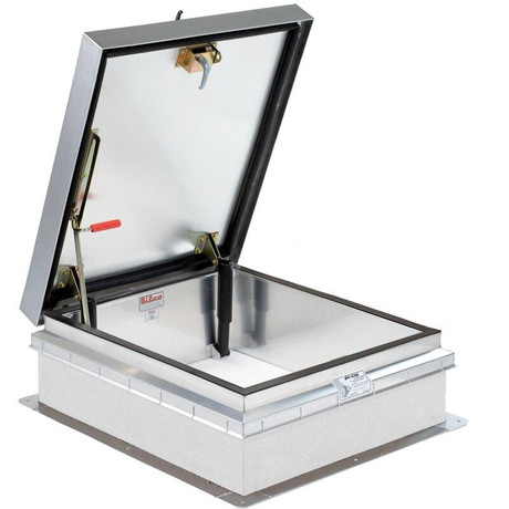 Bilco 36 x 30 Thermally Broken Fixed Ladder Access Roof Hatch