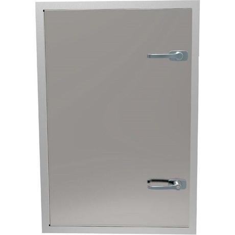 Babcock Davis 24 x 24 Coastal Zone Exterior Access Door with Non-Locking Handle - Babcock Davis