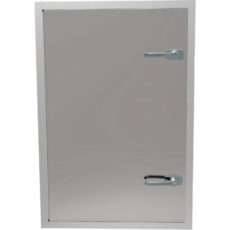 Babcock Davis 24 x 30 Coastal Zone Exterior Access Door with Non-Locking Handle and Interior Handle