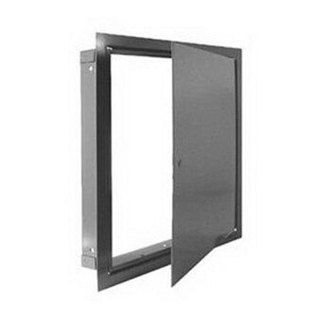 Karp 10 x 10 Flush Access Door for All Surfaces - Stainless Steel - Karp