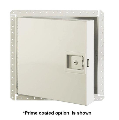 Karp 24 x 24 Fire Rated Access Door for Drywall Surfaces - Stainless Steel - Karp