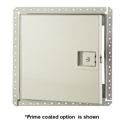 Karp 12 x 12 Non Insulated Fire Rated Access Door for Drywall - Stainless Steel - Karp