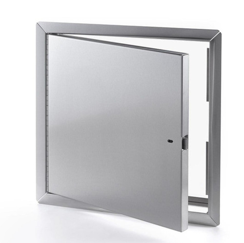 Cendrex 24 x 60 Heavy Duty Stainless Steel Access Door for Large Openings with Exposed Flange - Cendrex