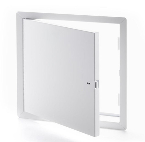 Cendrex 24 x 72 Heavy Duty Galvanneal Steel Access Door for Large Openings with Exposed Flange - Cendrex