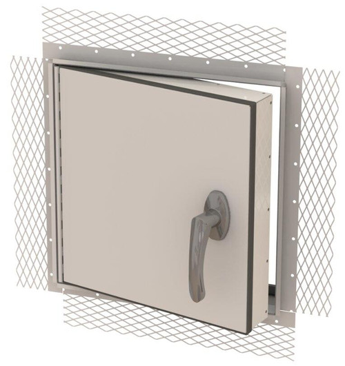 JL Industries 14 x 14 Weather-Resistant Exterior Access Panel For Plaster And Stucco - JL Industries