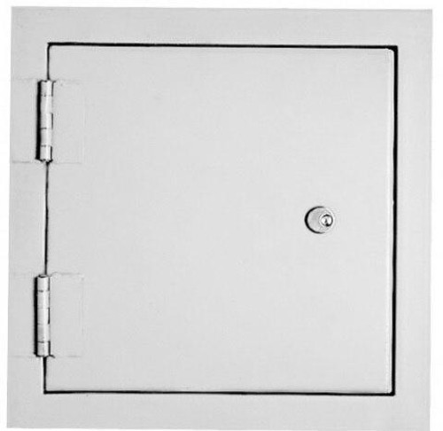 JL Industries 24 x 48 High Security 7 Gauge Access Panel For Detention Applications - JL Industries