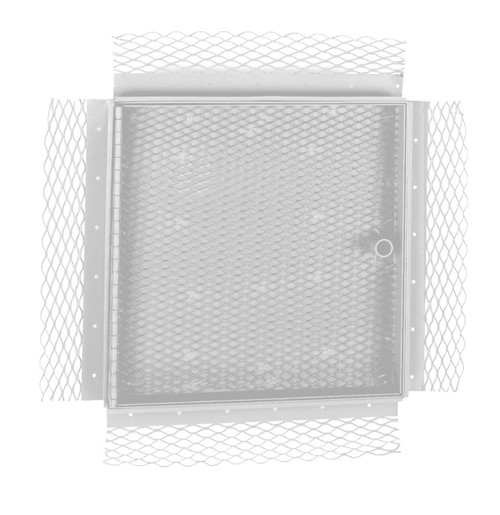 JL Industries 12 x 24 Flush Access Panels with Frame and Plaster Finish for Walls and Ceilings - JL Industries
