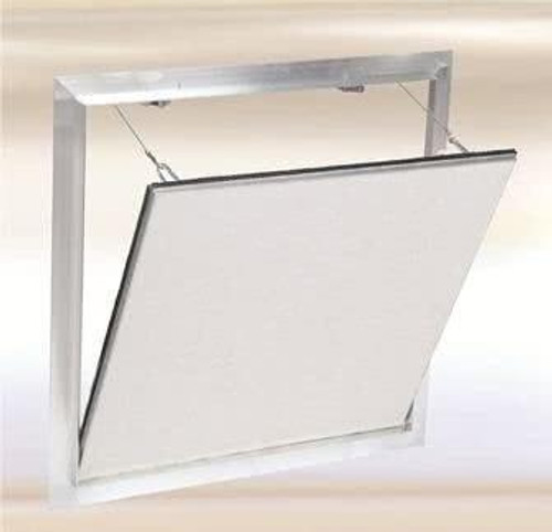 FF Systems .8 x .8 Drywall Inlay Air/Dust resistant Access Panel with detachable hatch