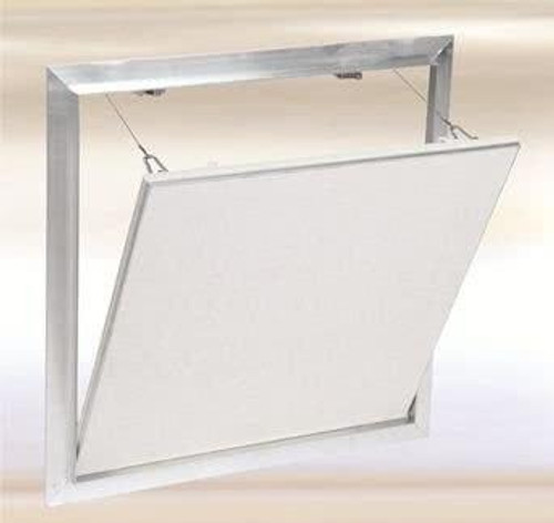 FF Systems 18 x 18 Drywall Inlay Access Panel with Fully Detachable Hatch
