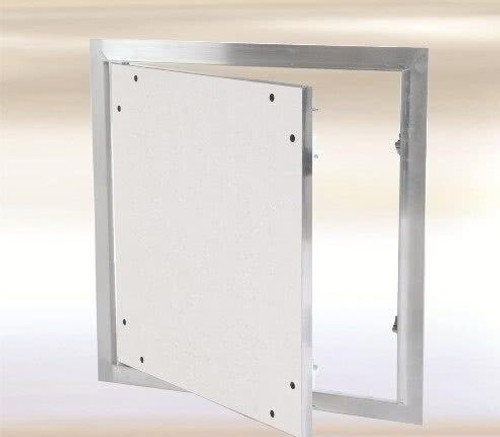 FF Systems .8 x .8 Drywall Inlay Access Panel with fixed hinges