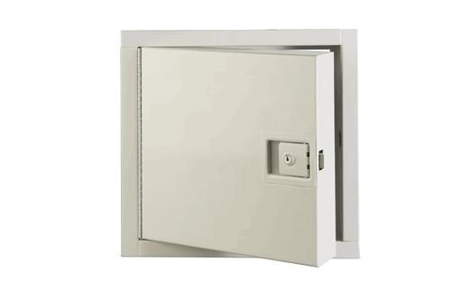 Karp Karp KRPP2222RCNL KRP-150FR 22x22 Fire Rated Access Door Cylinder Lock