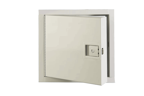 Karp Karp KRPP4836RCNL KRP-150FR 48x36 Fire Rated Access Door Cylinder Lock