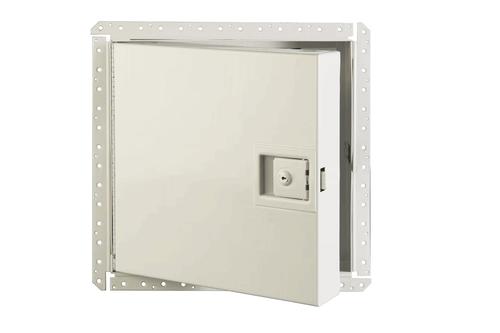 Karp Karp KRPPDW4848RCNL KRP-350FR 48x48 Fire Rated Access Door Rim Cylinder Lock