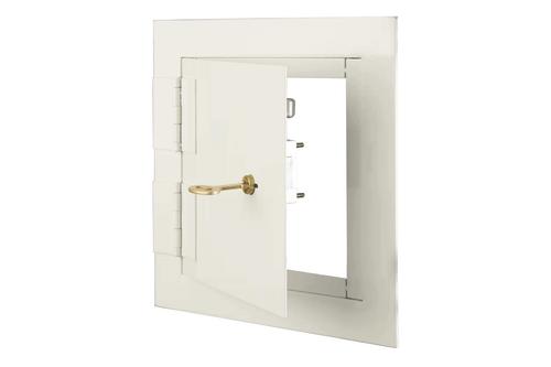 Karp Karp Access Panel SDP1616DL Dsb-123sd Detention Lock Prime 16 x 16