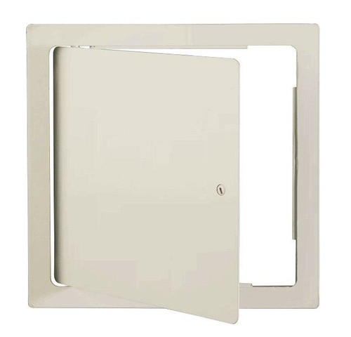 Karp Karp MP128L Flush Access Door for All Surfaces - 12x8 Lock Prime