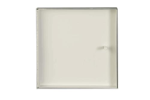 Karp Karp Inc KATR Recessed Fire Resistant Ceiling Door - Stud, 24Wx24H,