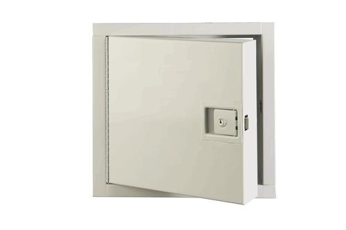 Karp Karp KRPP2412RCNL KRP-150FR 24x12 Fire Rated Access Door Cylinder Lock