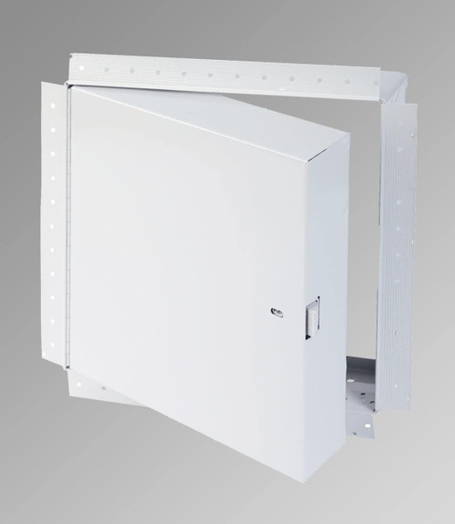 Cendrex PFI-GYP - Fire Rated Insulated Access Door with Drywall Flange 8 x 8