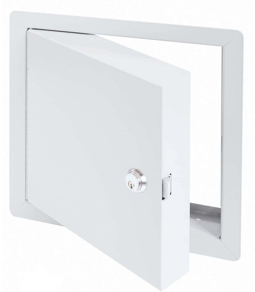 Cendrex 24 x 36 - High Security Fire Rated Insulated Access Door with Flange