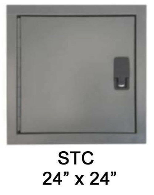 JL Industries 24 X 24 Stc Sound Rated Access Panel