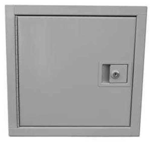 Milcor .8 x .8 - Non-Insulated Fire-Rated Access Door
