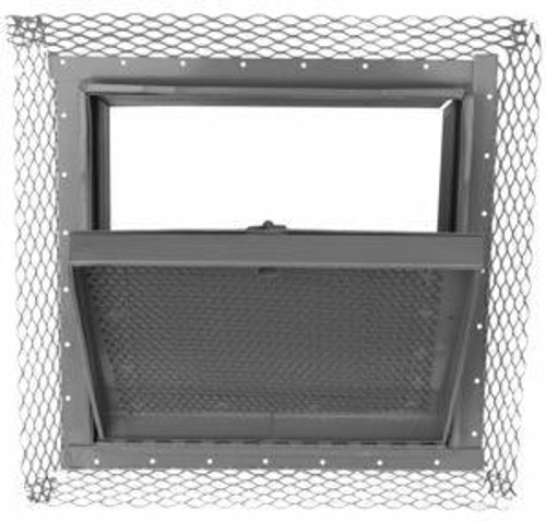 Milcor 12 x 24 - Recessed Door for Acoustical Plaster