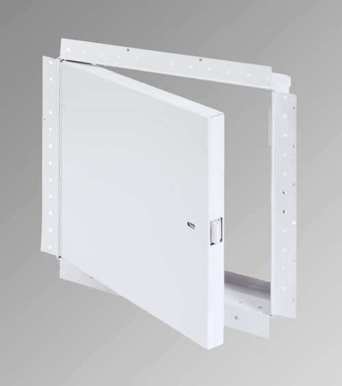 Cendrex .8 x 8 - Fire Rated Un-Insulated Access Door with Drywall Flange - Cendrex
