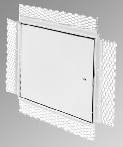 Cendrex .8 x .8 - Fire Rated Un-Insulated Access Door with Plaster Flange - Cendrex