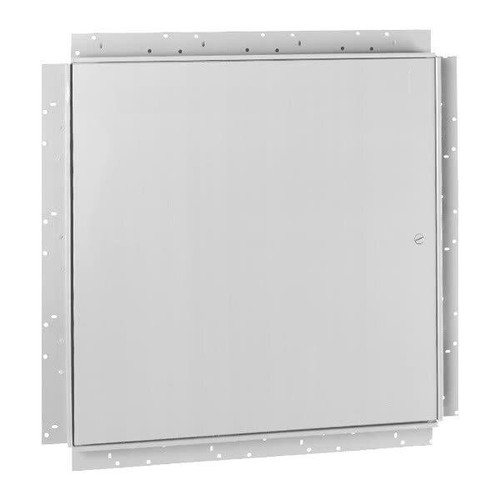 JL Industries 18 x 18 PW - Concealed Frame Flush Access Panel for Plaster Walls and Ceilings - JL Industries