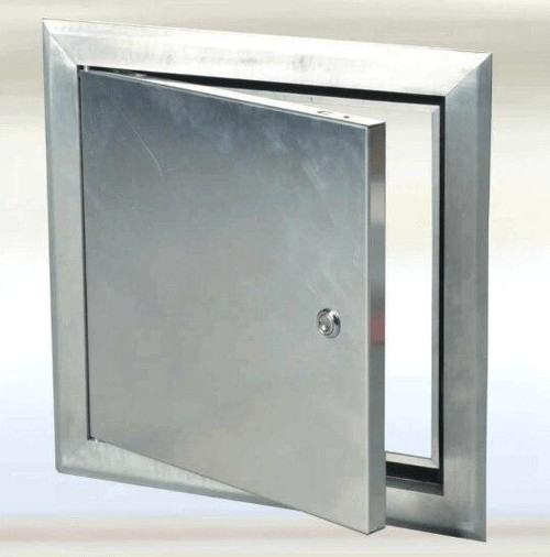 FF Systems 16 x 16 Light Weight Access Panel - Interior and Exterior - Aluminum