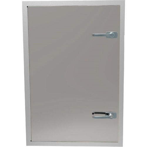 Babcock Davis 18 x 18 Coastal Zone Exterior Access Door with Locking Handle