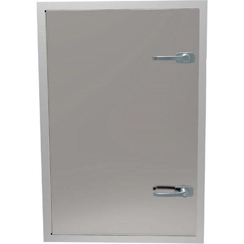 Babcock Davis 18 x 18 Coastal Zone Exterior Access Door with Locking Handle and Interior Handle