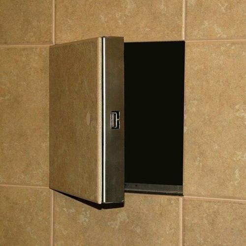 Babcock Davis 24 x 24 Exposed Flange Tile Ready Access Door
