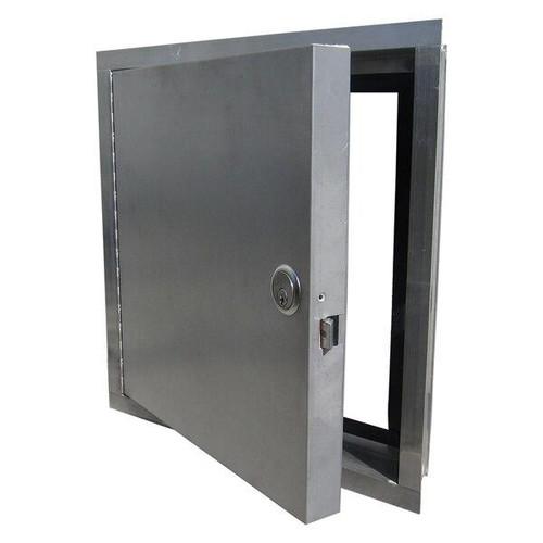 Babcock Davis 18 x 18 Exposed Flange Exterior Access Door