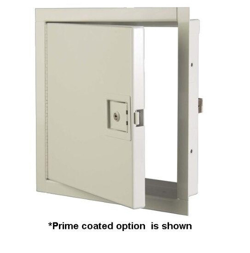 Karp 8 x 8 Fire Rated Access Door for Walls - Stainless Steel - Karp