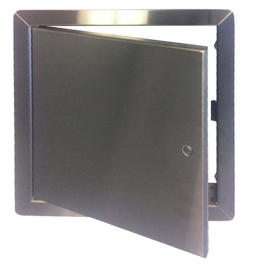 Cendrex 10 x 10 General Purpose Access Door with Flange - Stainless Steel - Cendrex