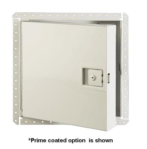 Karp 12 x 12 Fire Rated Access Door for Drywall Surfaces - Stainless Steel - Karp