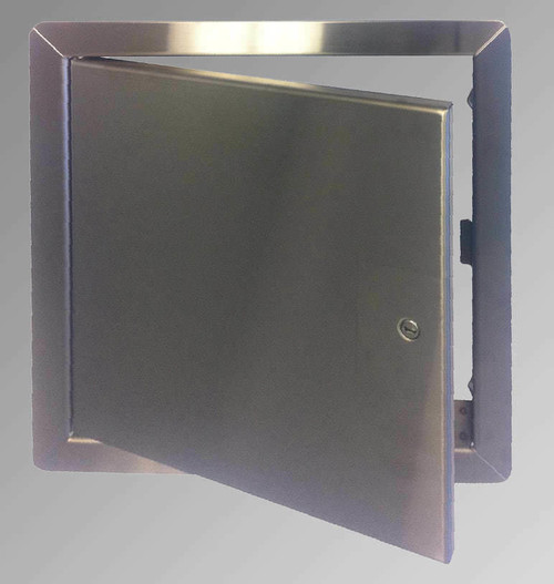 Cendrex 12 x 24 General Purpose Access Door with Flange - Stainless Steel - Cendrex